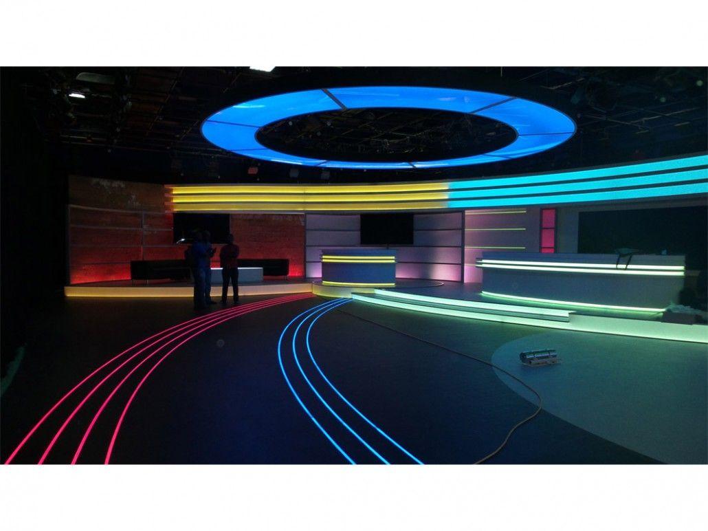 Sonata studio floor triple set installation le mark floors for Studio floor