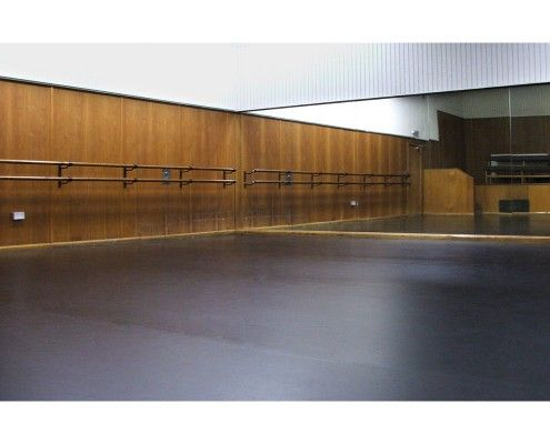 Woodland Sprung Dance Floor at Marron Theatre Arts