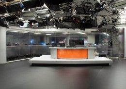 Sonata Studio Floor at the BBC