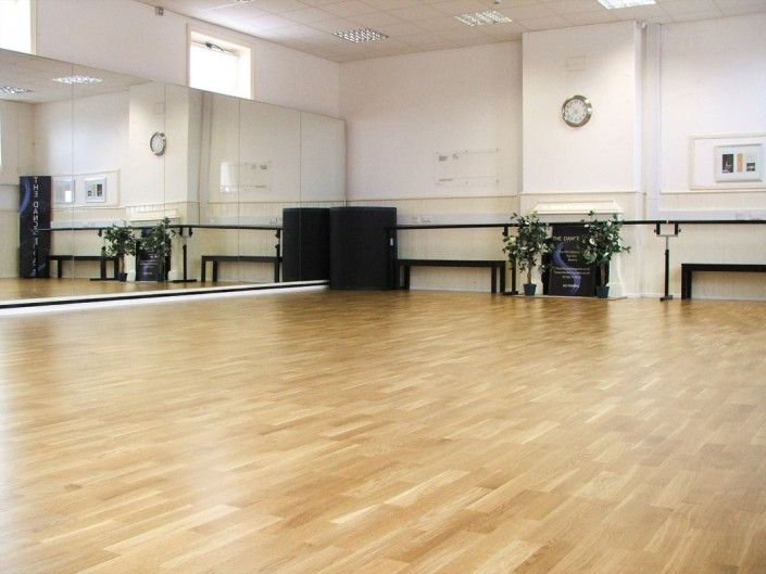 Meadow Sprung Dance Floor at The Dance Centre