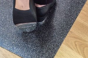 Astral Glitter Floor