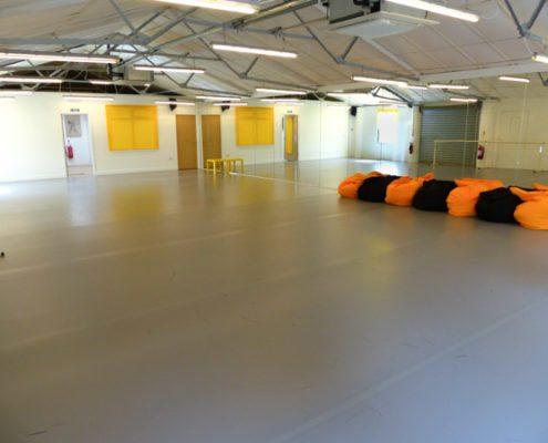 Multi Purpose Dance Floor Impresses At Local Dance Studio
