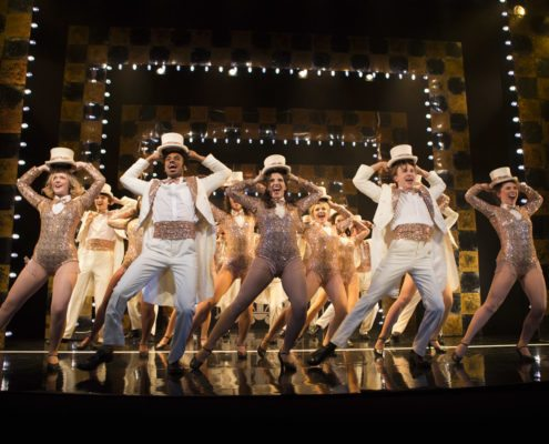 Harmony High Gloss Dance Floor at Central School of Speech and Drama