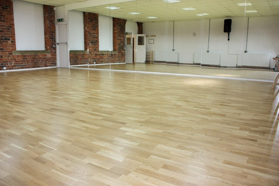 Meadow Sprung Dance Floor at The Dance School Leeds