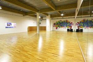 Meadow Spring Wooden Dance Floor