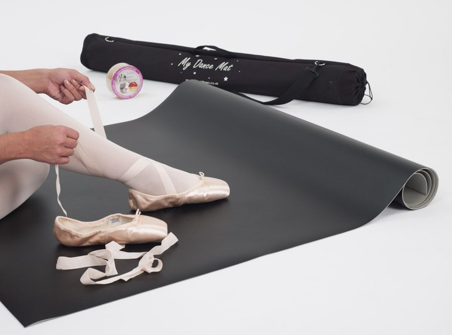 My Dance Mat Portable Rehearsal Dance Mat Le Mark Floors