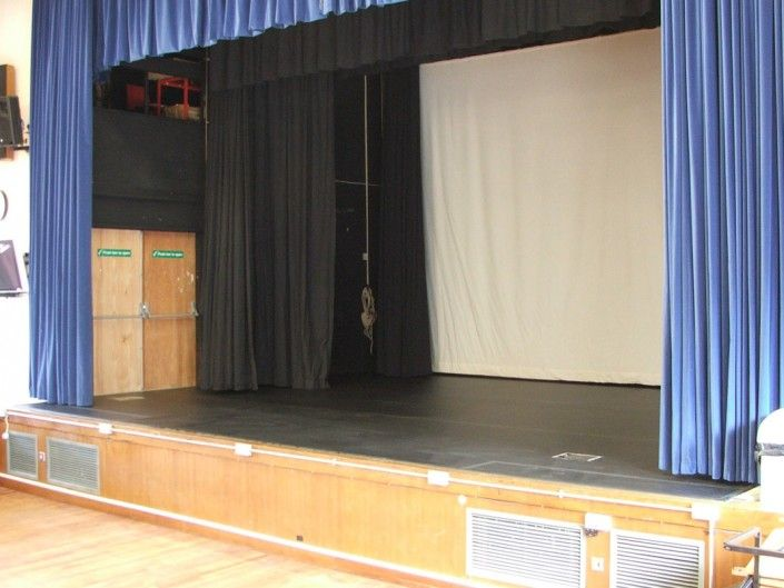Sonata™ Ballet Floor for Meden School
