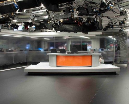 Sonata Studio Floor (BBC)