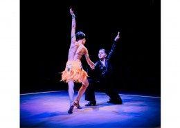 Wood Effect Dance Floor New Vic Theatre